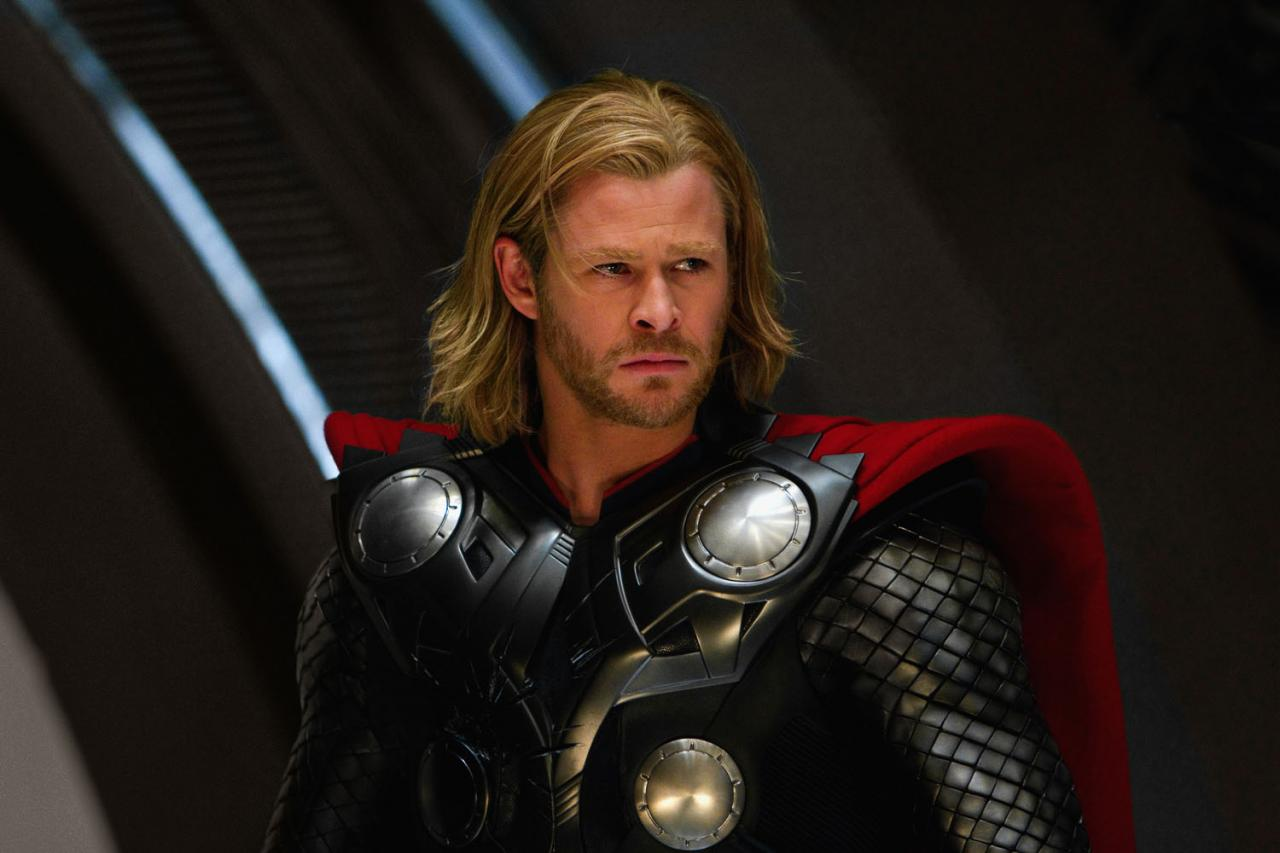 Thor guerrier