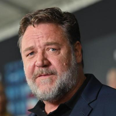 1400401 l acteur russell crowe en 2019 a new york