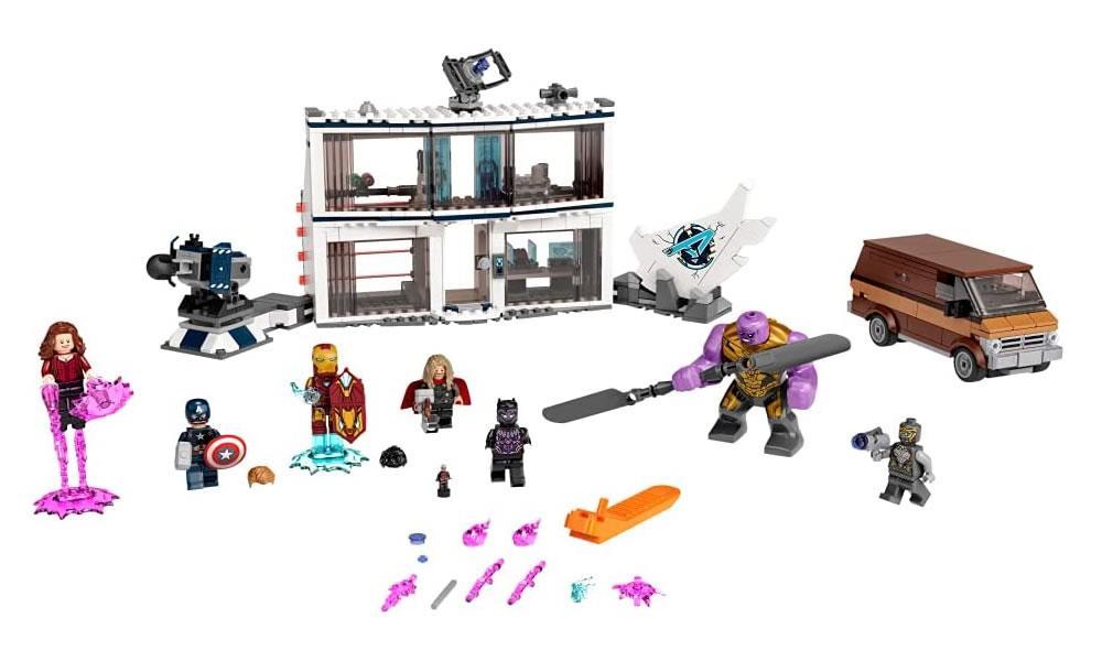 76192 lego marvel infinity saga avengers endgame final battle 2 1