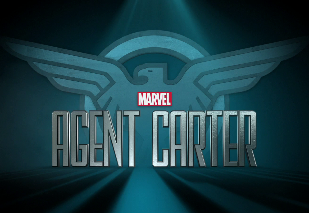 Agent carter series logo 1