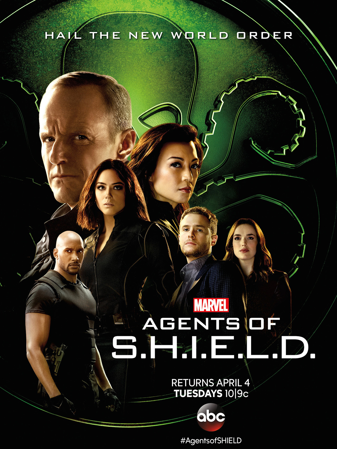 Agents of hydra poster 1