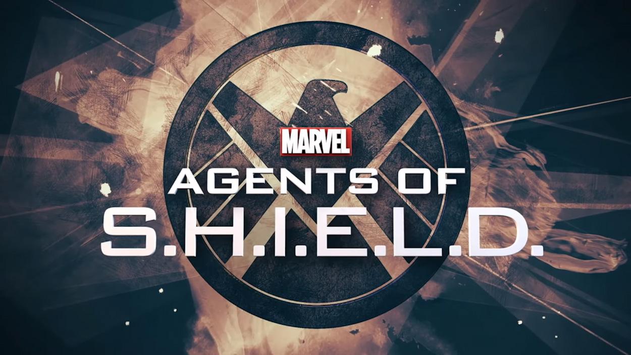Agents of shield season 7 title card