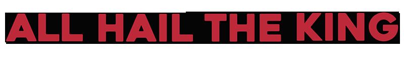 Allhailtheking logo