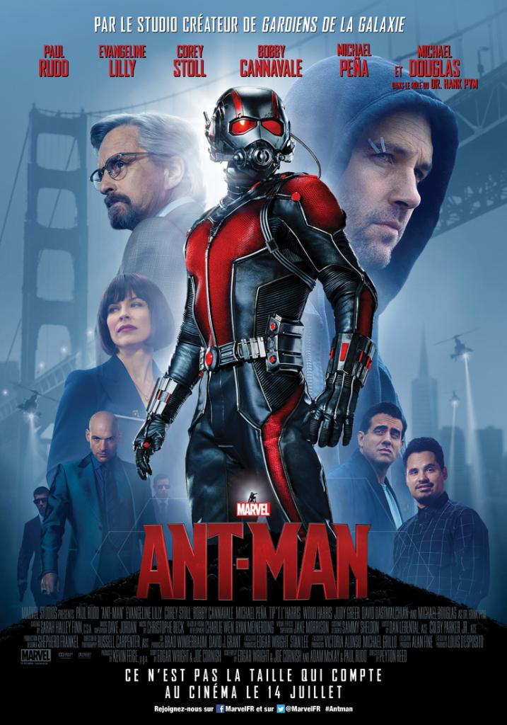 Ant man 2015 postervf