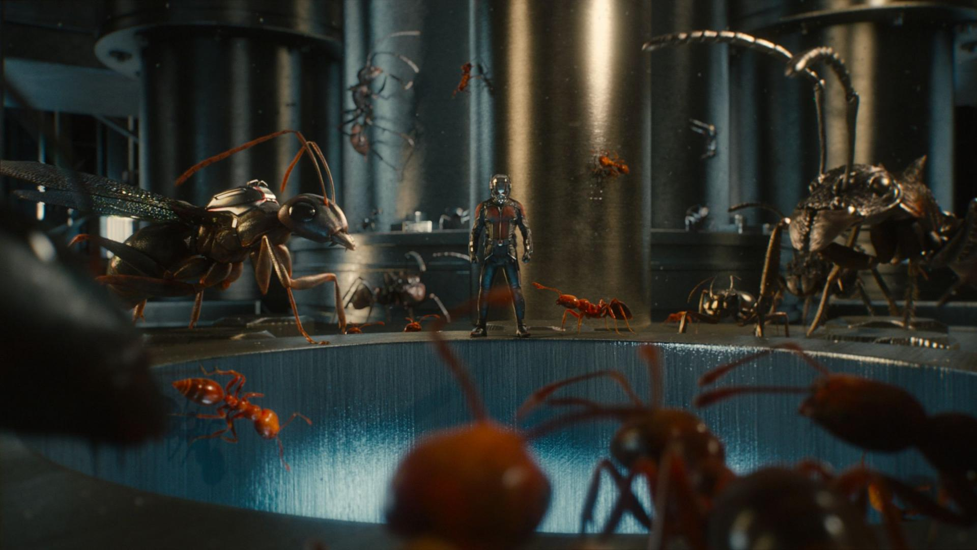 Ant man screenshot 1