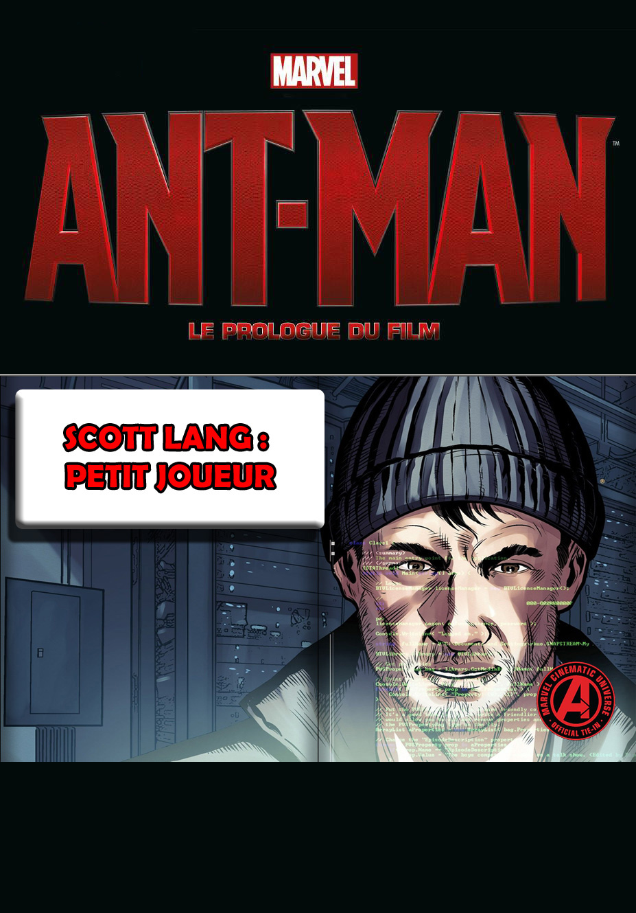 Antman prologue scottlangsmalltime