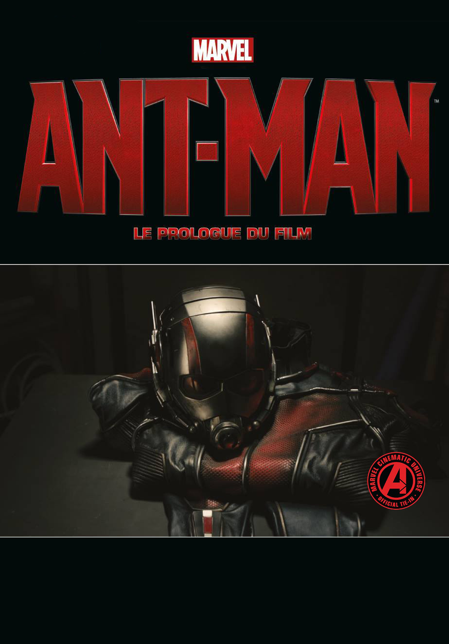 Antman prologue