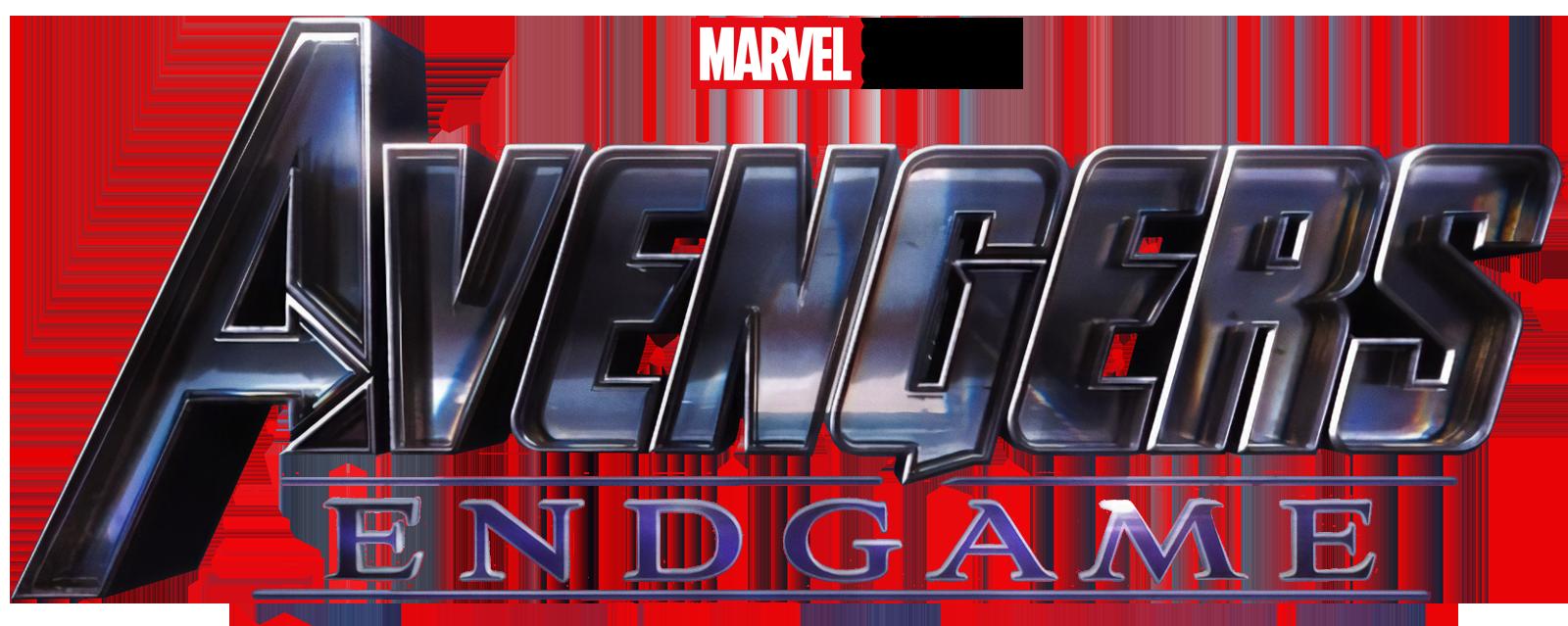 Avengers endgame logo mcv