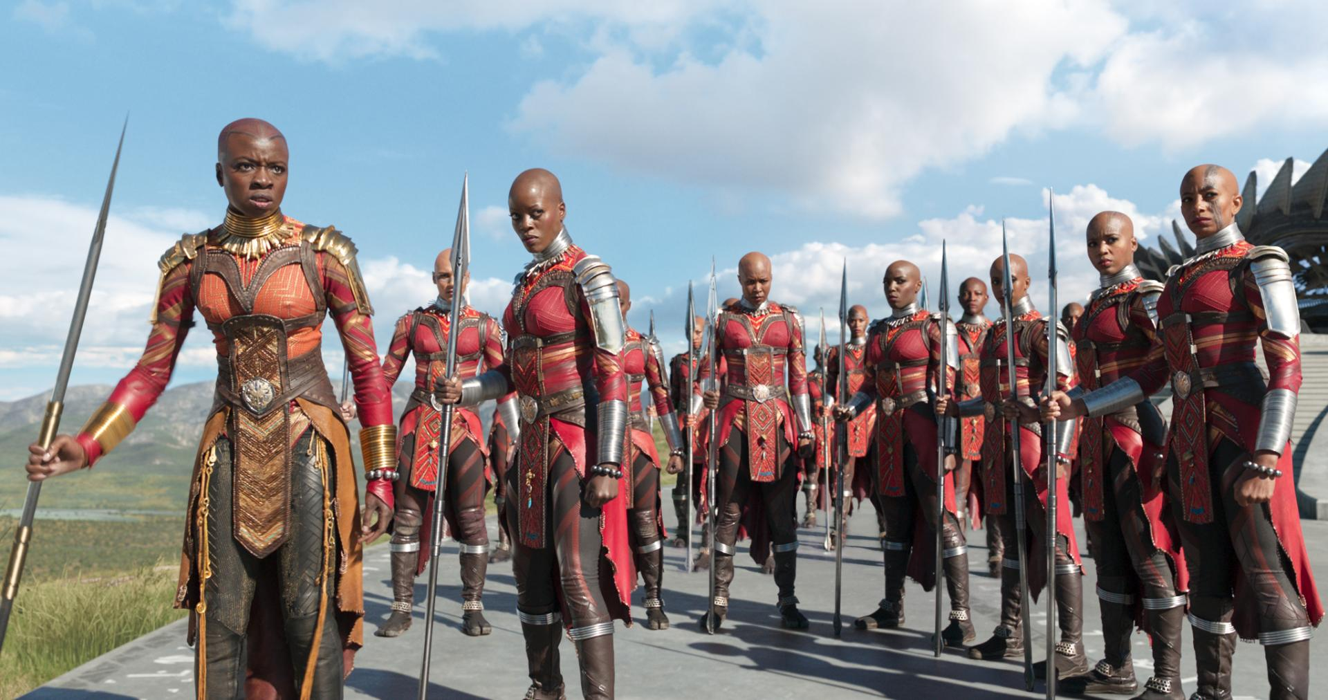 Black panther images dora milaje