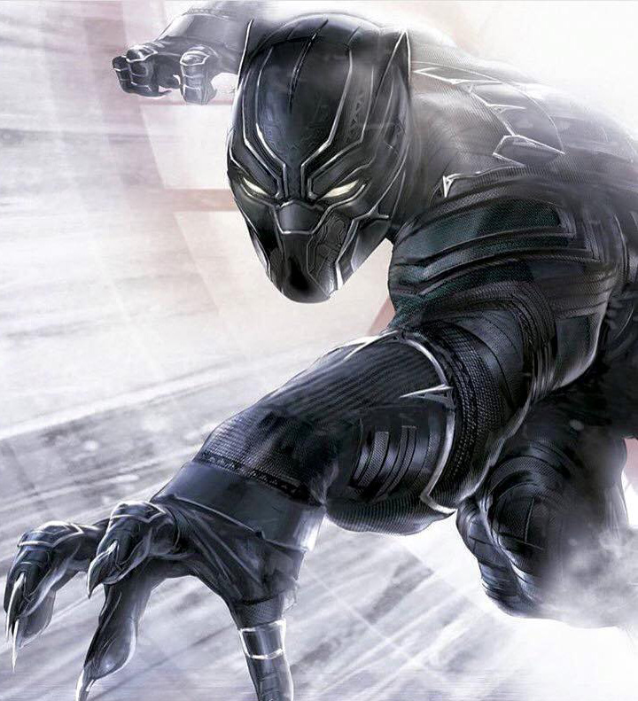 Black panther s attack