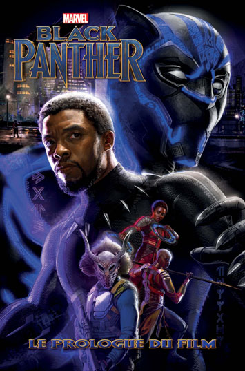 Blackpantherprologue