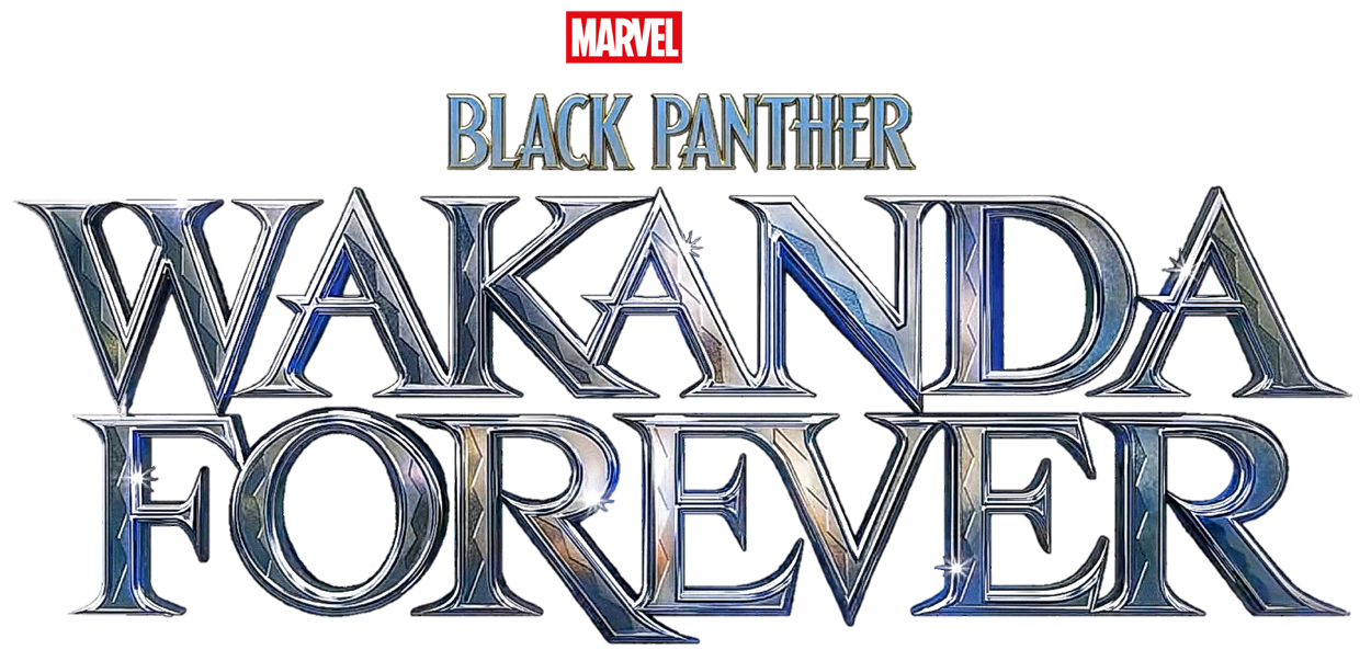 Blackpantherwakandaforeverv1 logo blanc