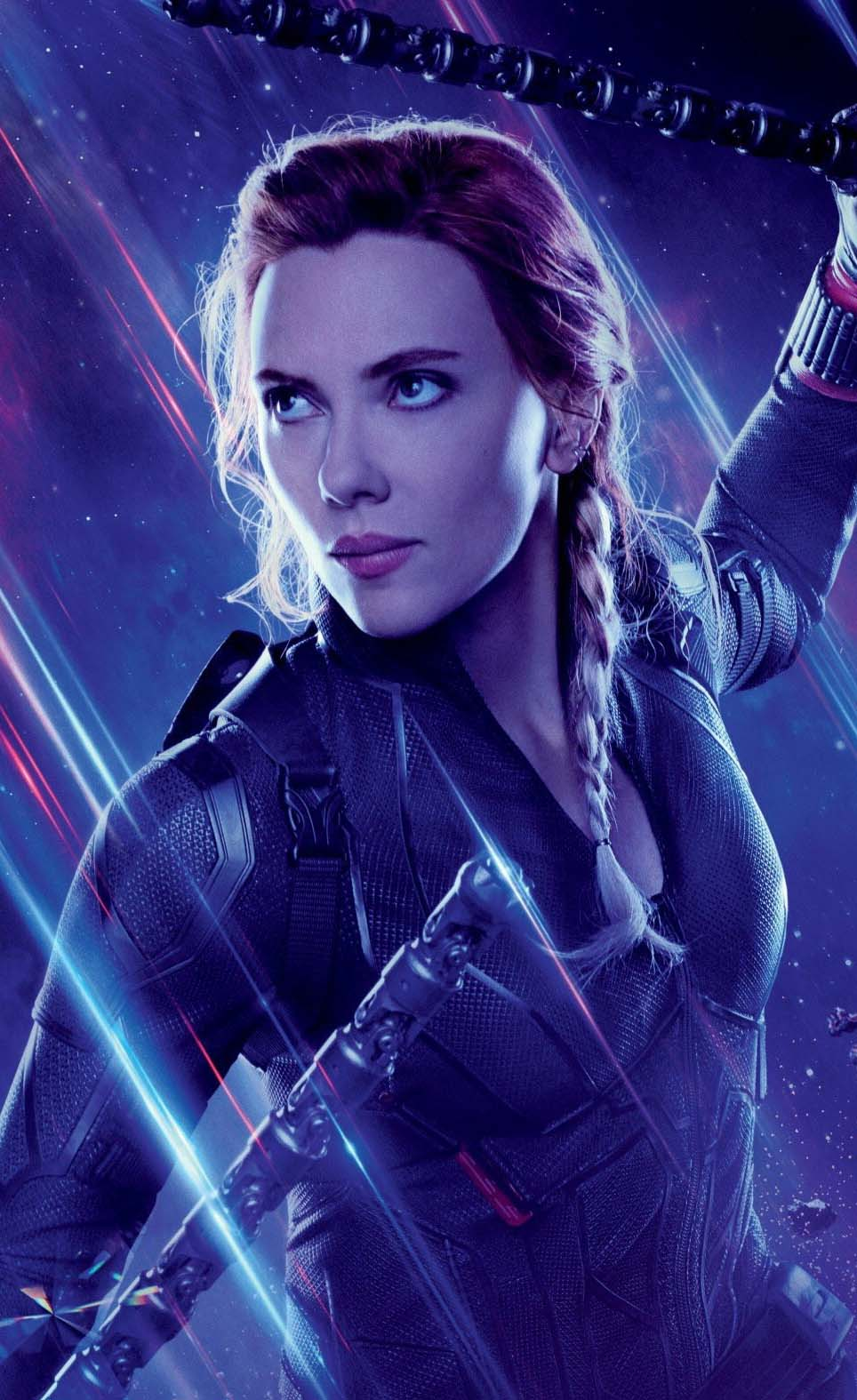 Black Widow Encyclopédie Marvel Cinéverse