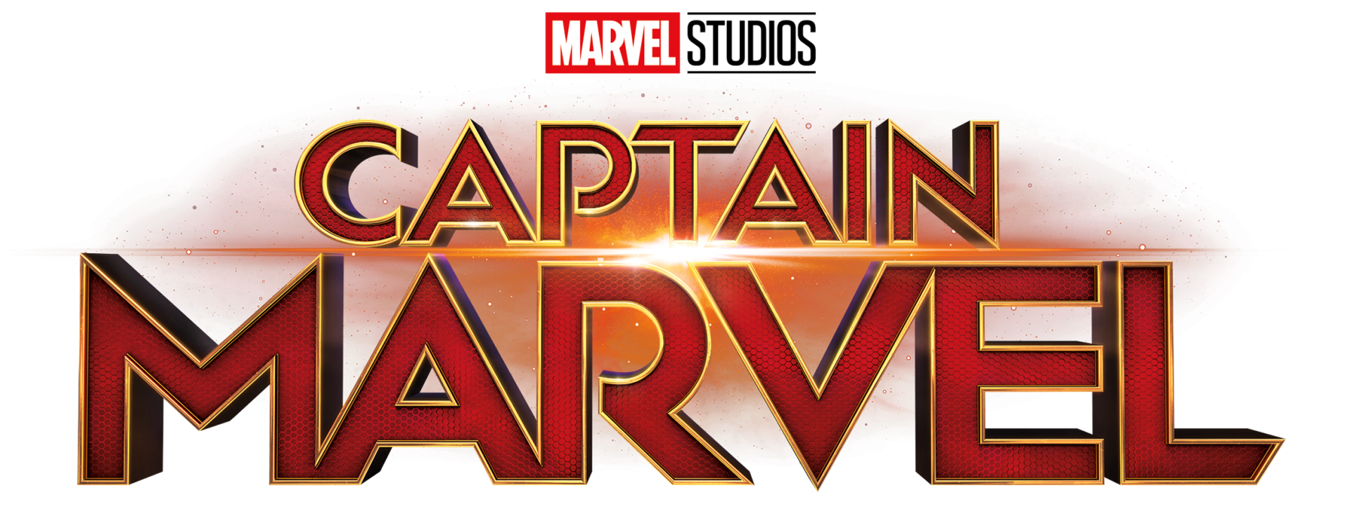 Captain marvel transparent 2018 logo 1