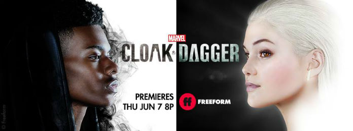 Cloak and dagger serie marvel actu news infos