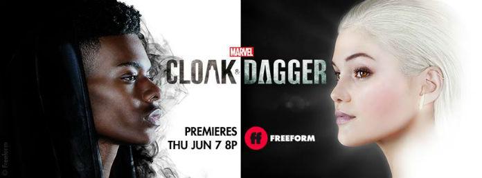 Cloak and dagger serie marvel actu news infos