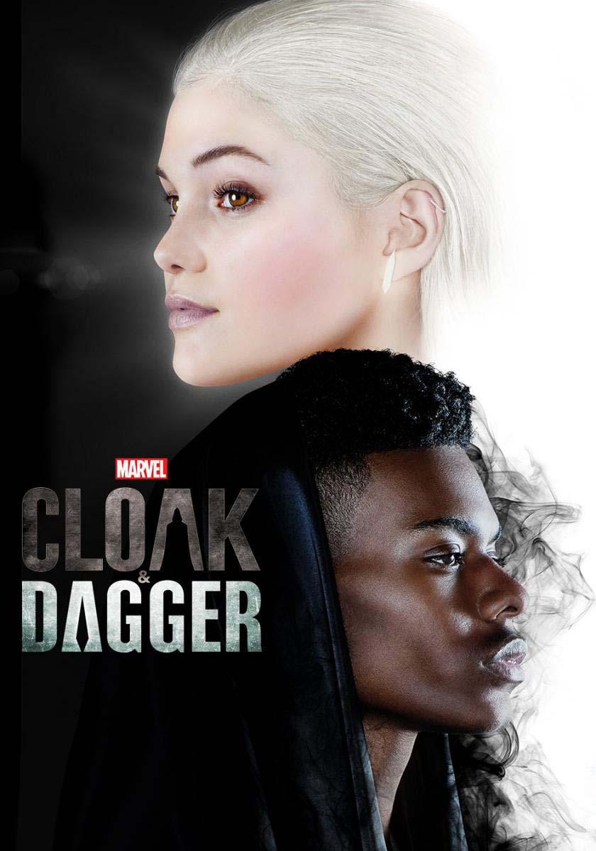 Cloak dagger affiche 1