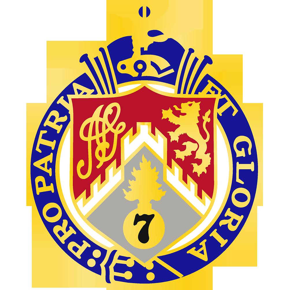 Distinctive unit insignia 107th 1