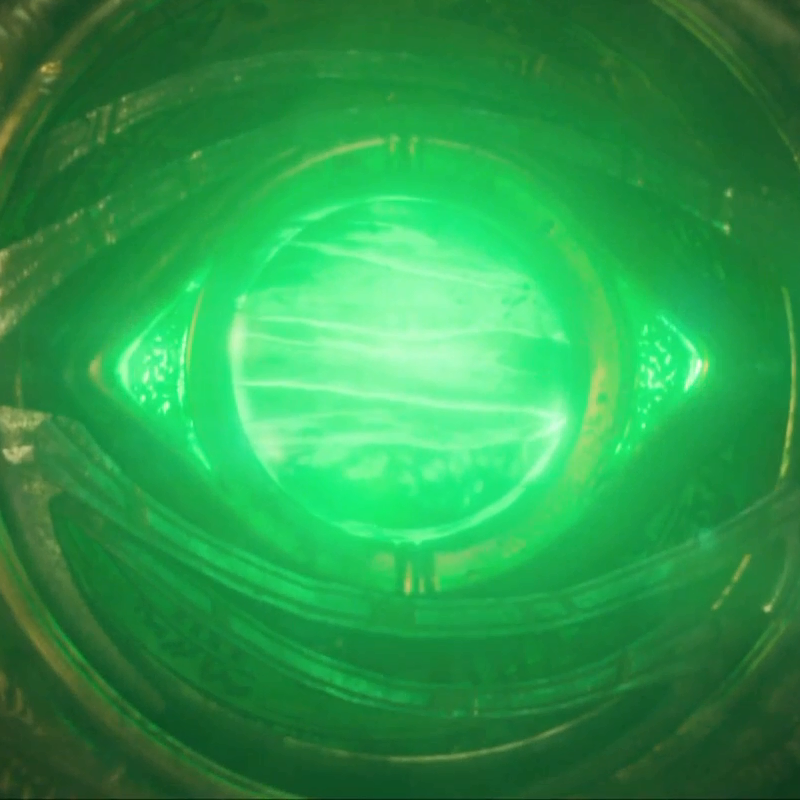 Eye of agamotto 1