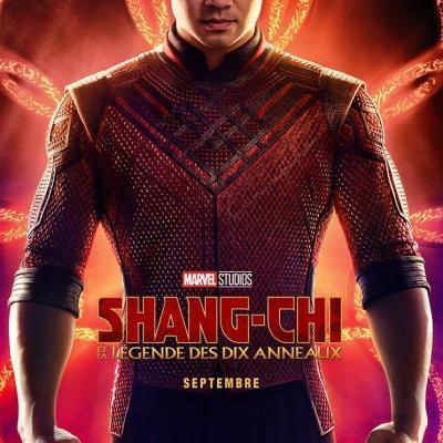 Shang-Chi Affiche 1 FR