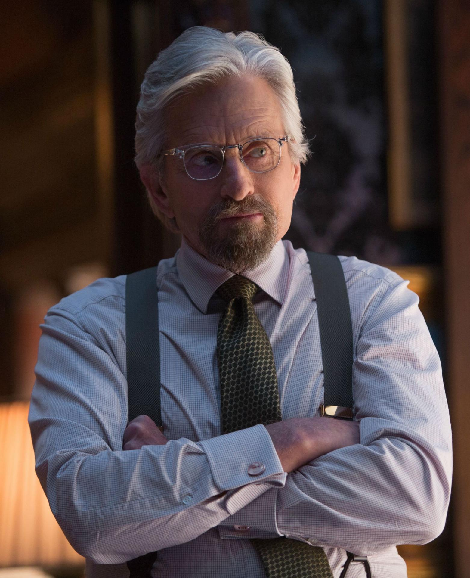 Hank pym profile picture