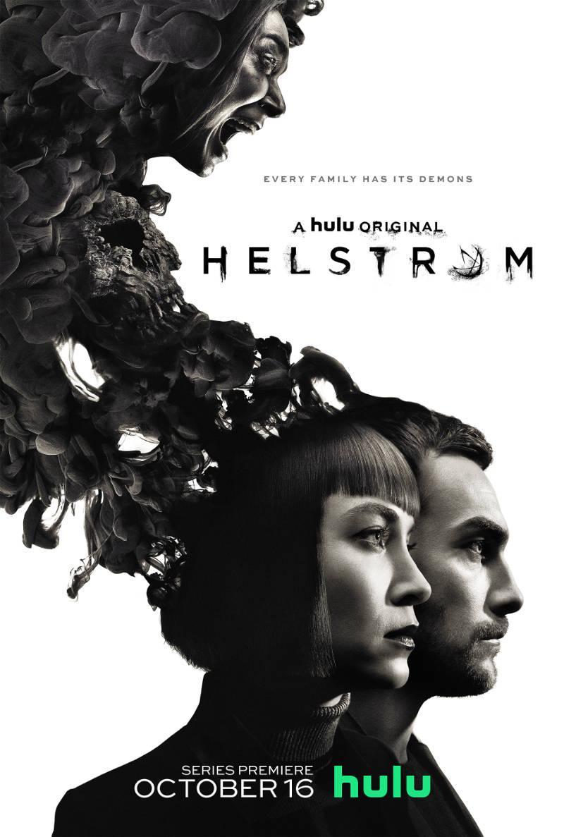Helstrom s1 poster