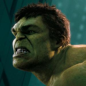 Hulkcardvignette av