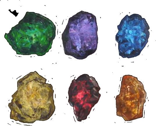 Infinity stones vfx 1