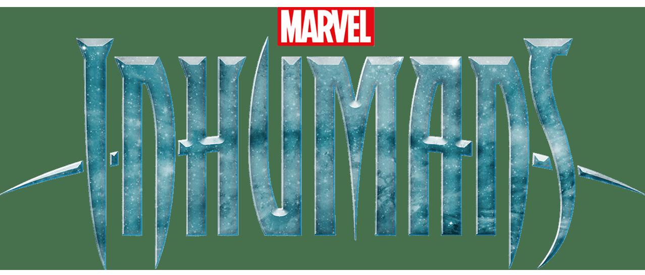 Inhumans serie logo