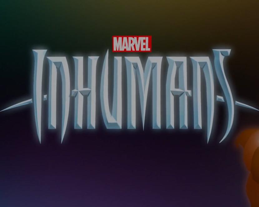 Inhumans title cardvignette