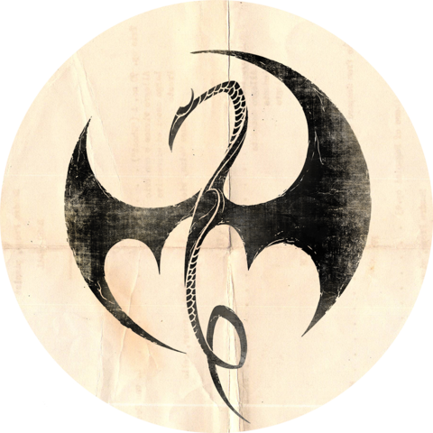 Iron fist logo 2