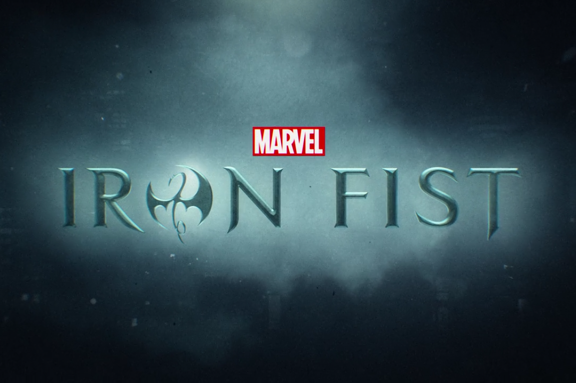 Iron fist s1 title card 1