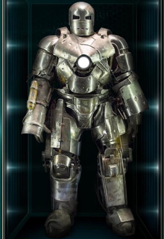 Iron man armor mark i 1