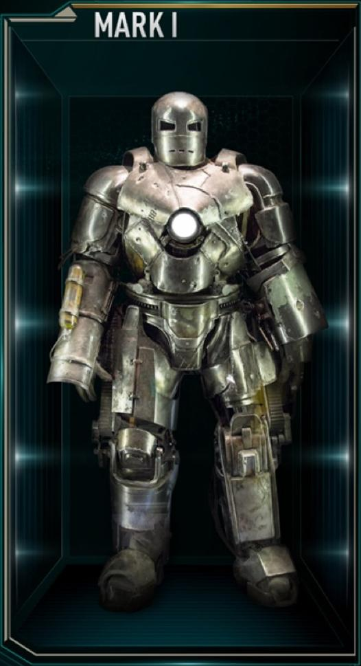 Iron man armor mark i