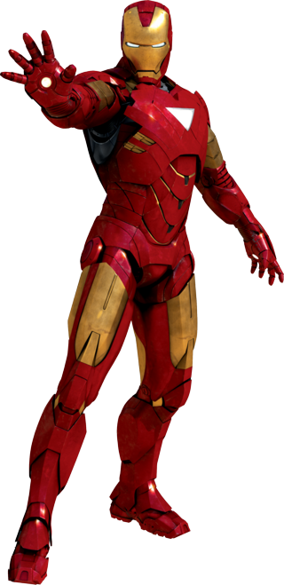 Iron man armor mark vi