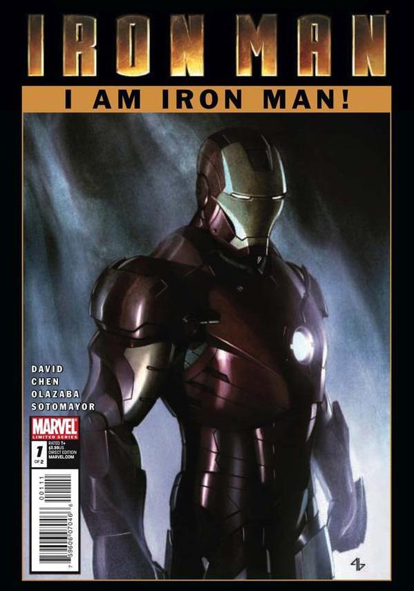 Ironmaniamiron man textless