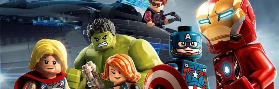 Lego marvel news