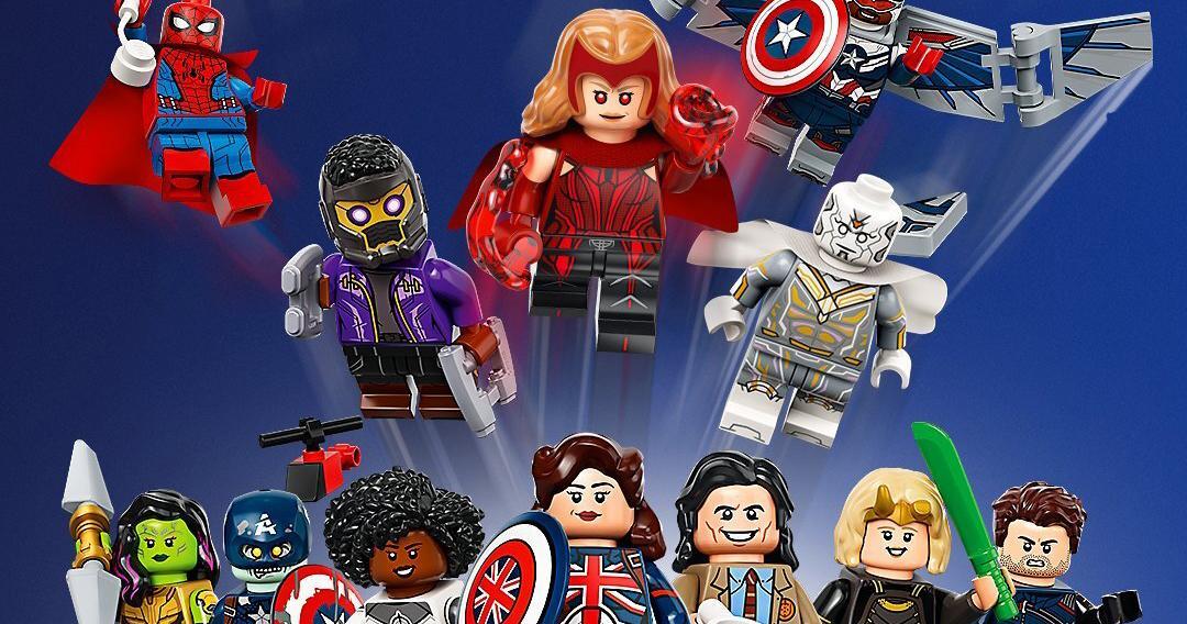 Legofigurinespackdisneyplusseries