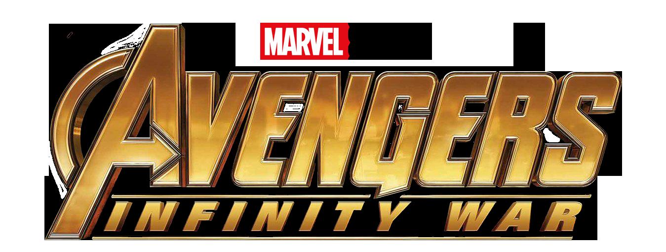 Logo avengers infinitywar