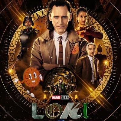 Loki affiche