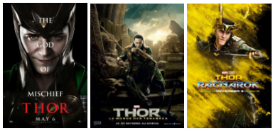 Loki apparitions