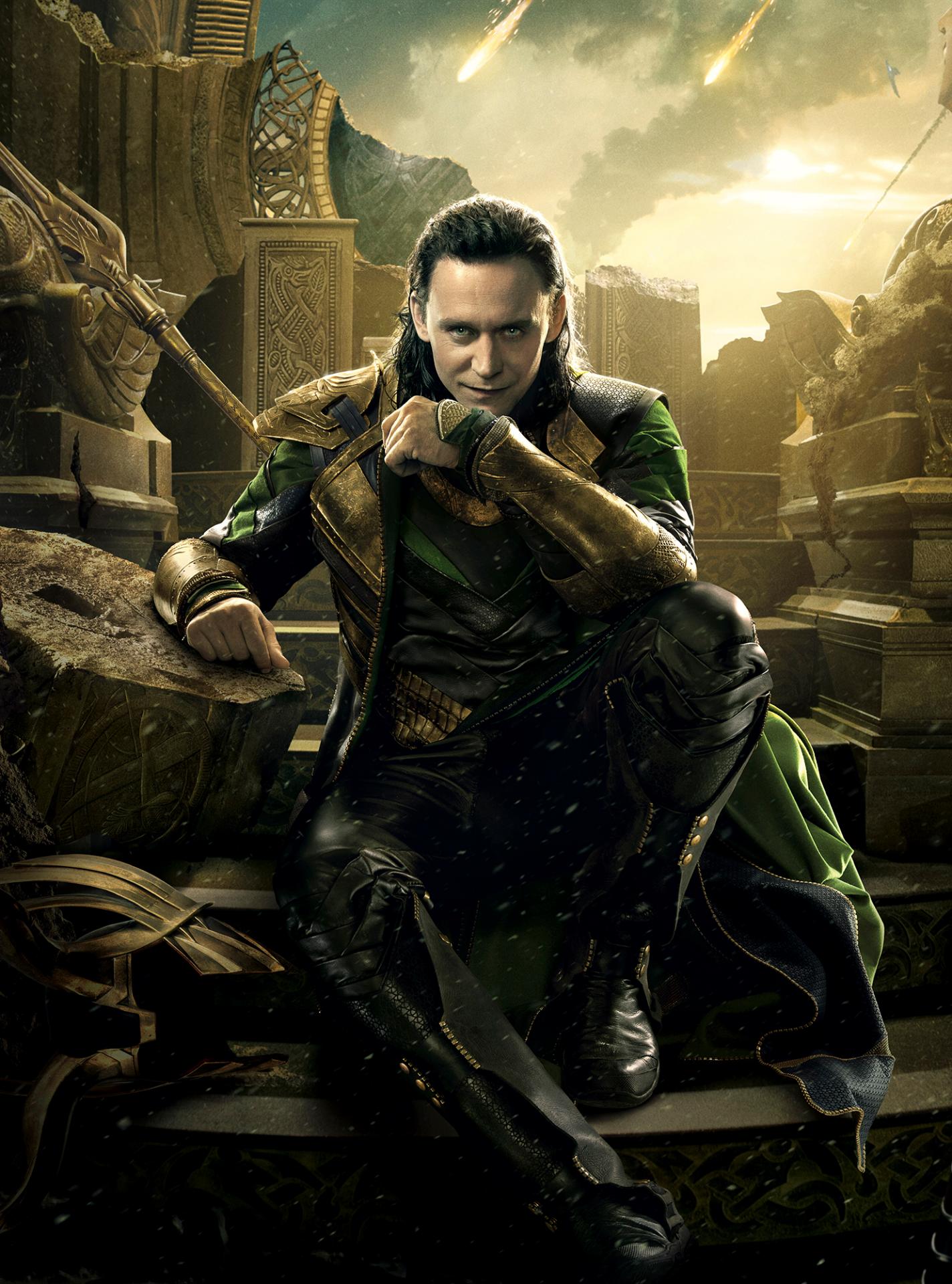 Loki ttdw poster