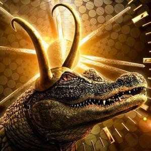 Lokialligator final cardvignette