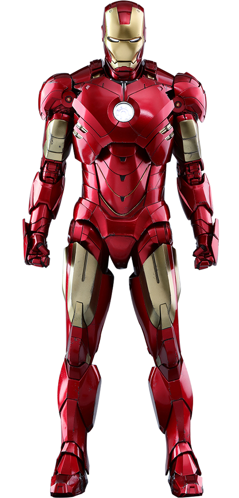 Mark 4 suit transparent