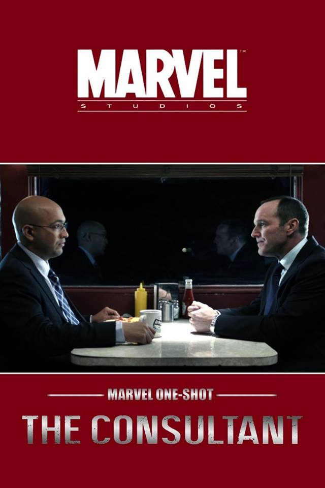 Marvel one shot the consultant 1