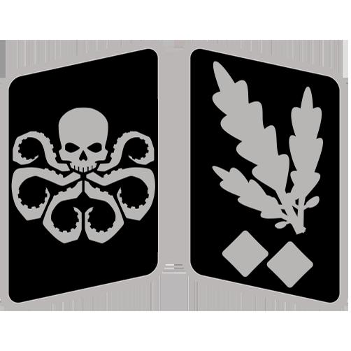 Obergruppenfuhrer symbole