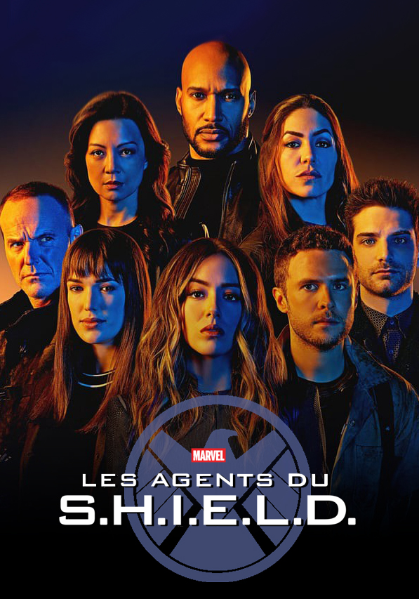 Poster agentsofshield accueil