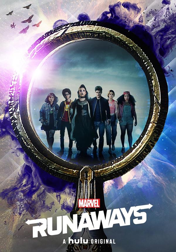 Poster runaways accueil