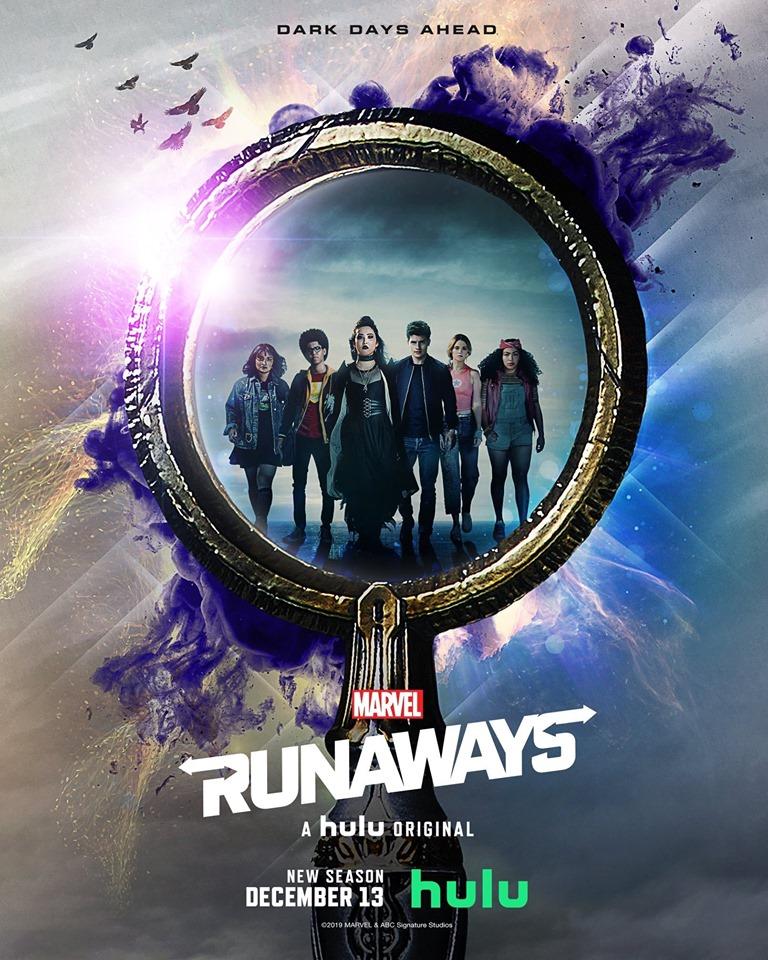 Runaways season 3 poster
