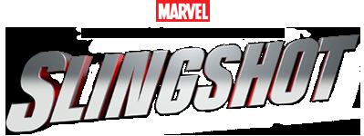 Slingshot serie logo marvel 1